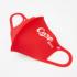 IFMC.×Carp多機能マスク(赤)